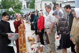 Христиане разных конфессий празднуют Пасху