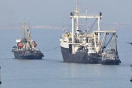 Россия заявляет о передаче Украине 13 из 70 кораблей ВМС