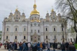 Великдень у Києві: патріотичні кошики і мир у всьому світі