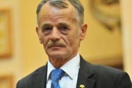 Джемілєву заборонили в'їжджати у Крим до 2019 року