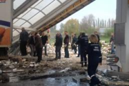 Взрыв на АЗС в Переяслав-Хмельницком: четверо погибших, десять пострадавших