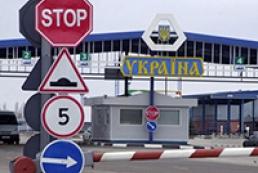 Прикордонники можуть встановити пости на кордоні АРК і материкової України
