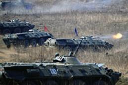 Російські війська почали навчання на кордоні з Україною