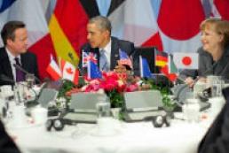 Лидеры стран G7 договорились о расширении санкций против России