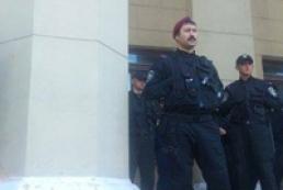 Вместо государственного телеканала в Донецке включили вещание российского