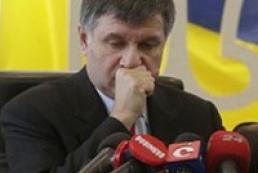 Аваков не исключает срыва президентских выборов в ряде регионов