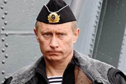 Путін: В Україні немає ані російських інструкторів, ані спецпідрозділів, ані військ