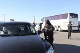 Держприкордонслужба попереджає про суттєве ускладнення руху в Крим