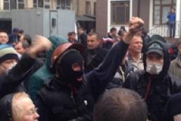 Количество освобожденных активистов в Одессе возросло до 67