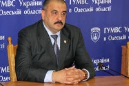 Назначен новый начальник милиции Одесской области