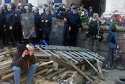 Прокуратура Одесской области не разрешала освобождать активистов