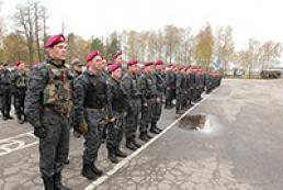 В Одессу прибыло спецподразделение Нацгвардии