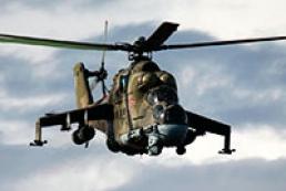 Льотчика вертольота, збитого під Слов'янськом, звільнено з полону