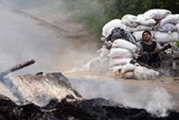 МВС: У бою під Слов'янськом постраждало восьмеро силовиків