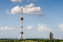 Київський телецентр переведено на резервні лінії