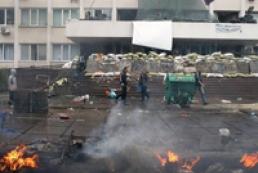 Силы Нацгвардии выведены из эпицентра событий в Мариуполе