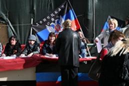 Кремль: У Москві поважають вибір населення Донецької та Луганської областей