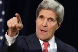 Керри: Будущее Украины не может определяться под дулом пистолета