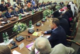 Следующий круглый стол национального единства планируется провести в субботу на востоке