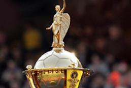 «Динамо» выиграло Кубок Украины