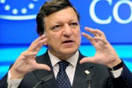 Баррозу: Россия не должна перекрывать газ, пока идут переговоры