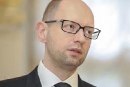 Яценюк: На сьогодні переговори між Україною і РФ неможливі