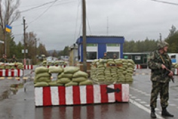 У Луганській області невідомі штурмували прикордонні загони, є поранені