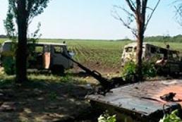 В бою под Волновахой погибли 13 военнослужащих