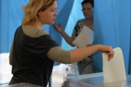 ЦИК: На Луганщине выборы проходят в двух округах, на Донетчине – в семи