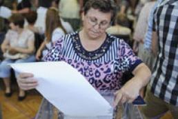В Україні явка виборців на 11:00 становила 17,52%