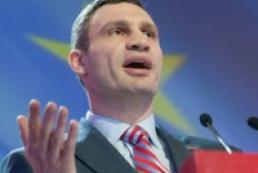 Кличко лидирует на выборах мэра Киева