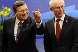 Лидеры ЕС единогласно поддержали новое руководство Украины