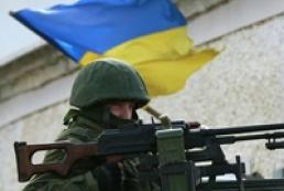 Силовики отбили атаку на воинскую часть на Луганщине