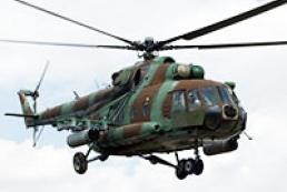Под Славянском сбит вертолет. 14 военнослужащих погибли