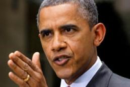 Обама призвал РФ убедить пророссийские силы в Украине сложить оружие