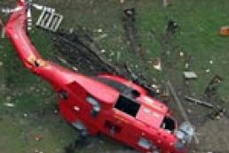 В Словакии потерпел крушение вертолет