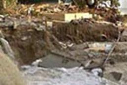 В Индонезии оползень заживо похоронил 200 человек