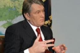 Интервью Президента Украины четырем центральным телеканалам
