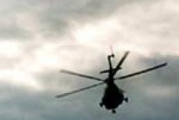 В Багдаде разбился военный вертолет