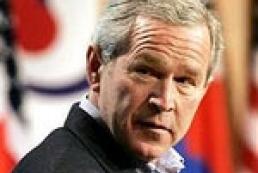Администрация Буша отрицает критику в свой адрес
