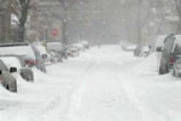 На Камчатке колонна из 14-ти грузовиков попала в снежный плен