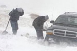 На Турцию обрушились сильные снегопады