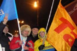 Газовый спор усиливает поляризацию украинского общества