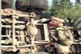 В Пакистане взорвали пассажирский автобус