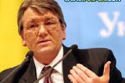 Ющенко утвердил Соглашение с НАТО