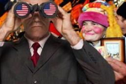 Американцы гадают, есть ли на Украине рынок
