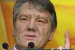 Ющенко обидел бабу Параску