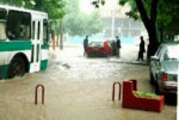 Жители Бразилии страдают от наводнений