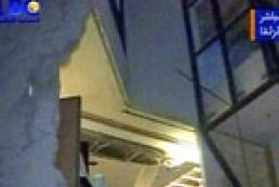 В Москве обрушилась стена административного здания